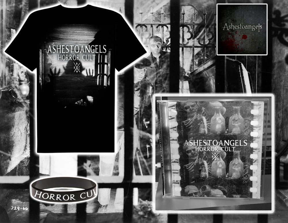 Image of Ashestoangels - Horror Cult