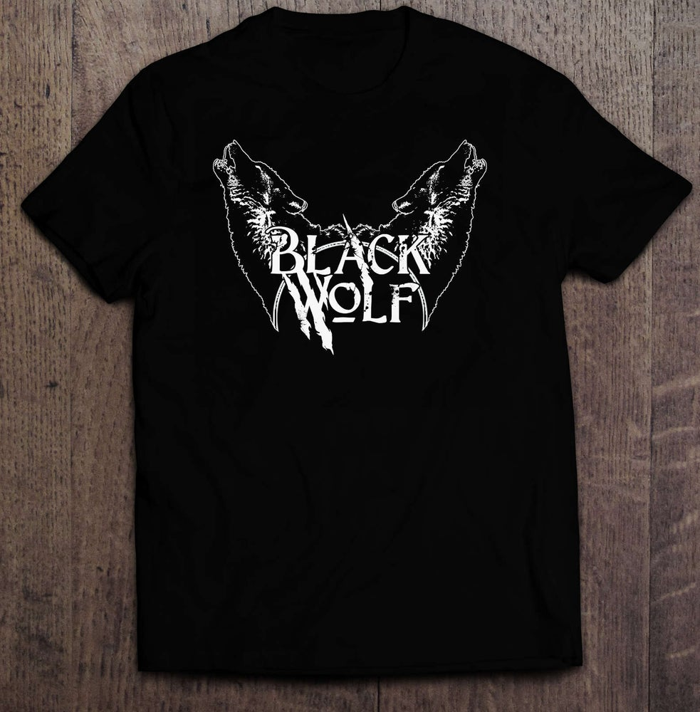 Image of T-Shirt: Howling Wolves Logo
