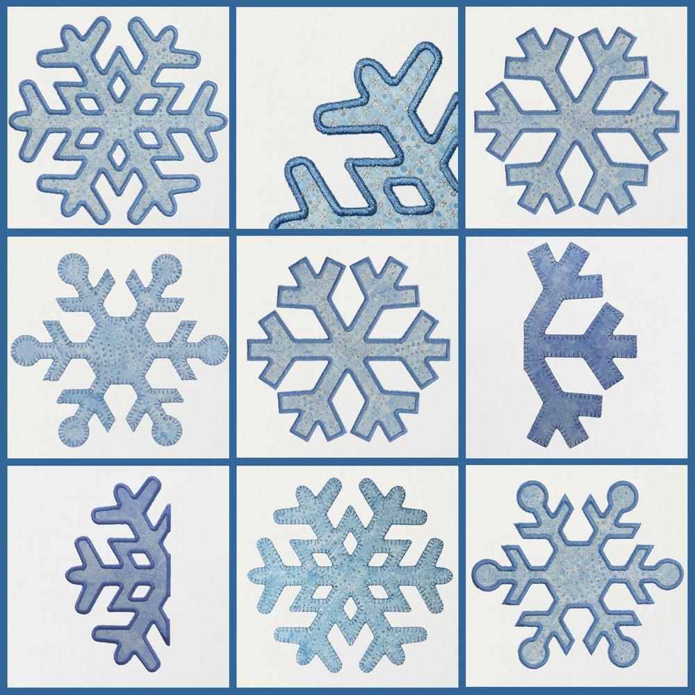 Image of Snowflakes - Frozen