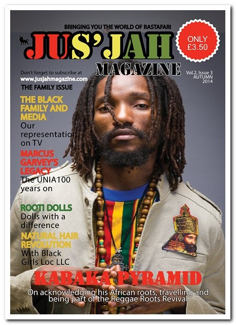 Image of Volume 2 issue 3 Kabaka Pyramid WINTER 2014/2015