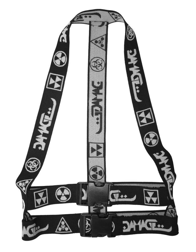 Image of DVMVGE Tactikal Logo Harness (pre-order)