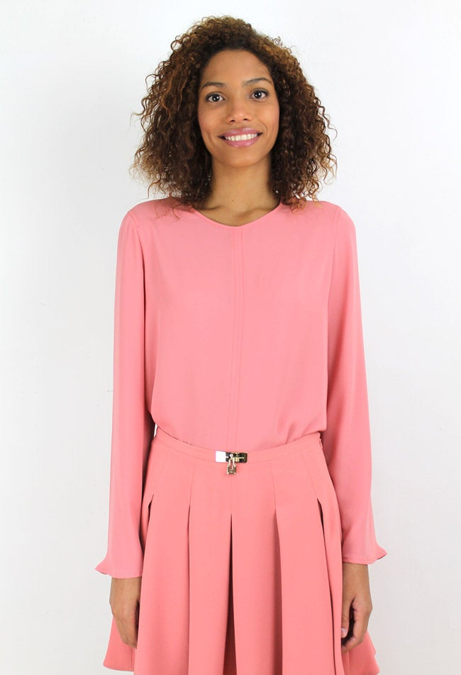 Image of PEONIA BLOUSE
