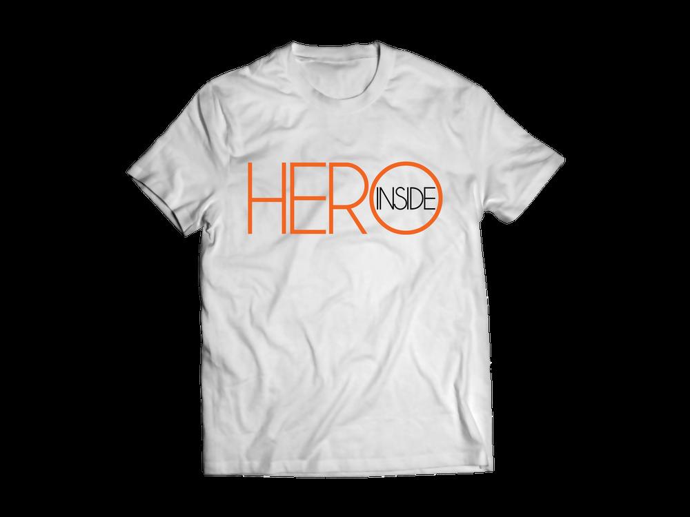 Image of Hero Inside T-Shirt