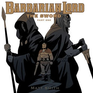 Image of Barbarian Lord Tales 3 - The Sword
