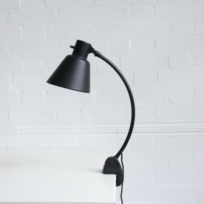 Image of Bauhaus style clamp light