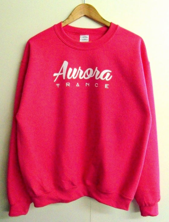 Image of Hot pink sweatshirt