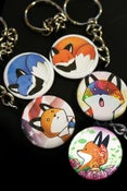 Image of Single Keychains (Series 1)