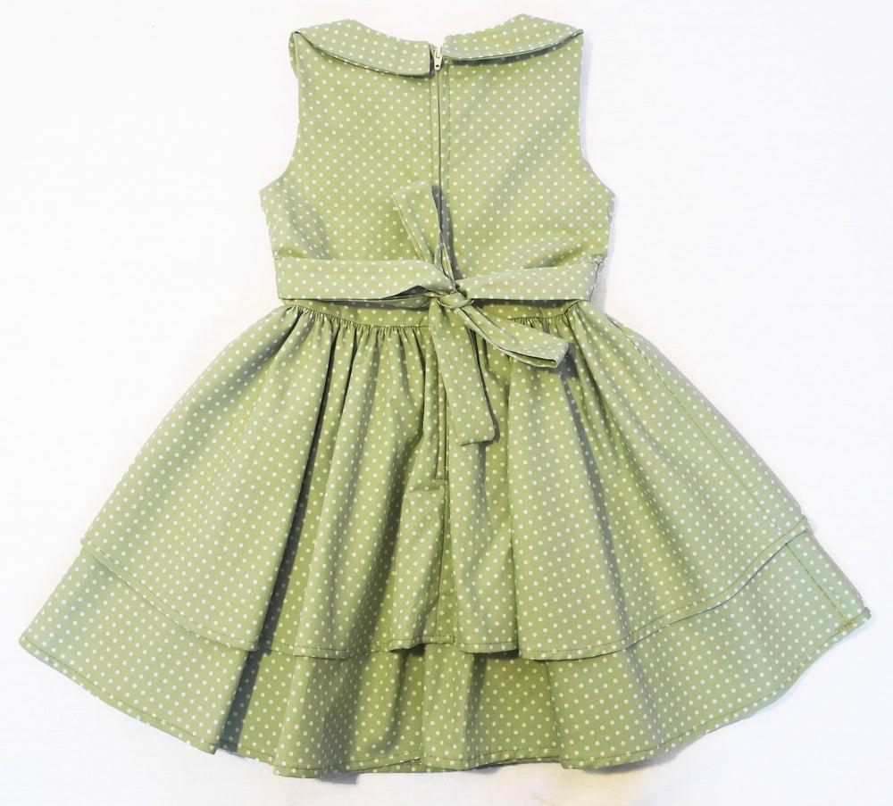 Image of Green Tea Double Skirt