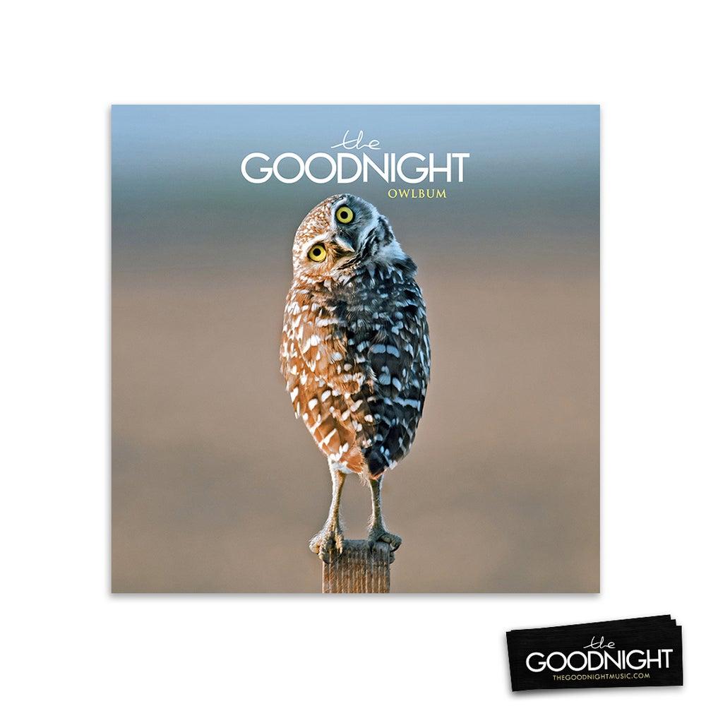 "Image of The Goodnight - ""Owlbum"" CD"