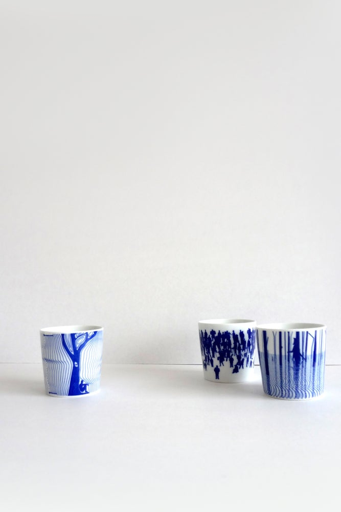 Image of Australian Collection - Porcelain cup set - WAS $115