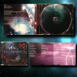Image of Singularity Debut Full-Length Album (Physical)