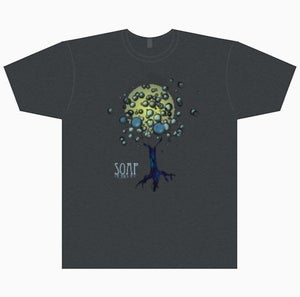 "Image of Soap ""Tree"" T-Shirt"