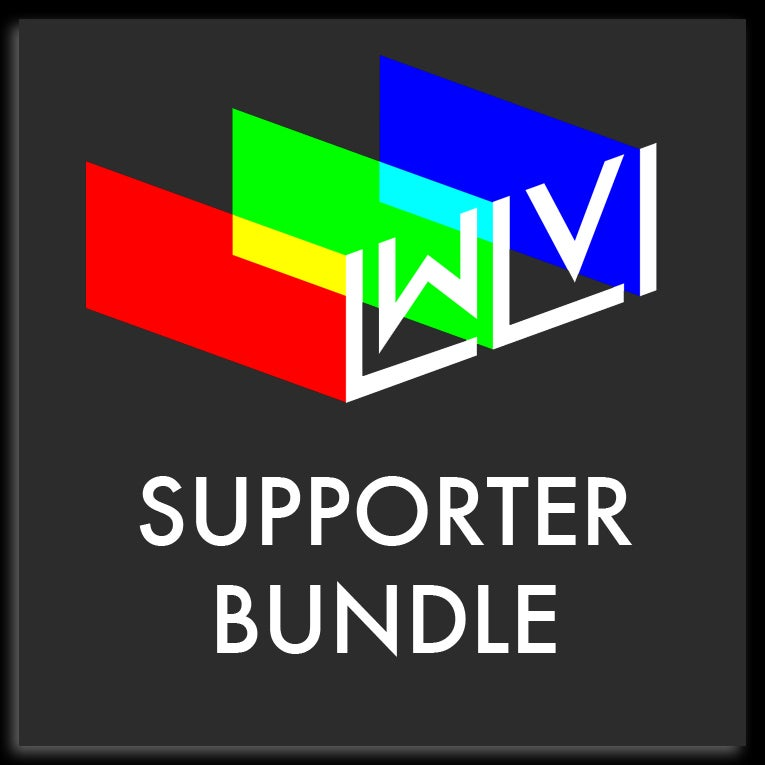 Image of Low Level Post-Show Supporter Bundle