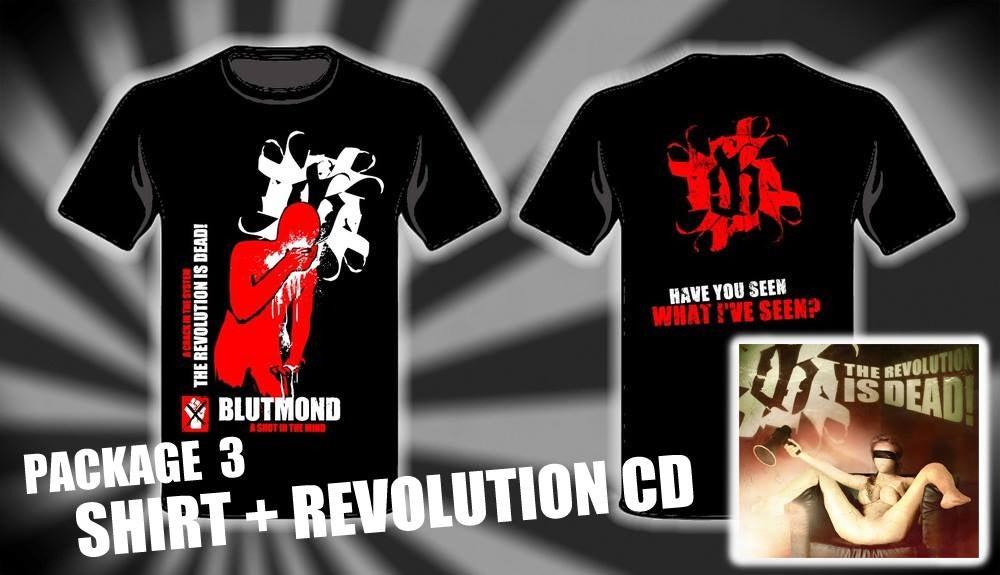 "Image of Blutmond Package #3 ""Revolutionary Douchebag!"""