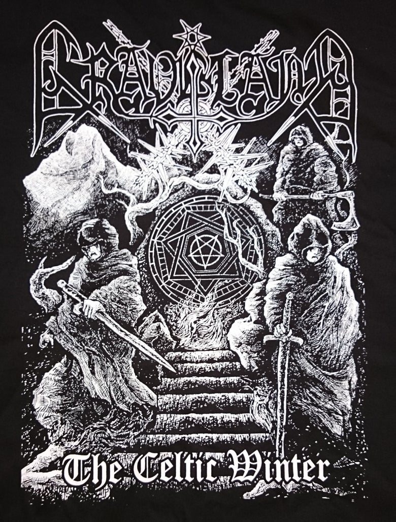 "Image of Graveland ""The Celtic Winter"" TS"