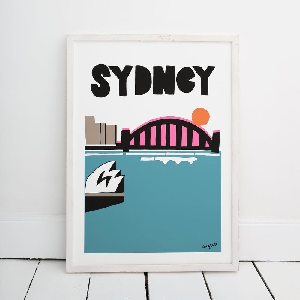 Image of Sydney Print