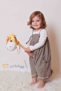 Image of Stick Horse PDF Pattern