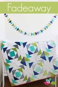 Image of Fadeaway PDF quilt pattern