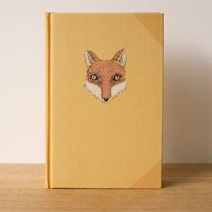 Image of Fox Hardback Journal