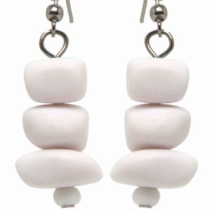 Image of Eb&Ive Bahama Earrings (White)