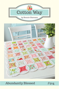 Image of Abundantly Blessed - PDF Pattern #914