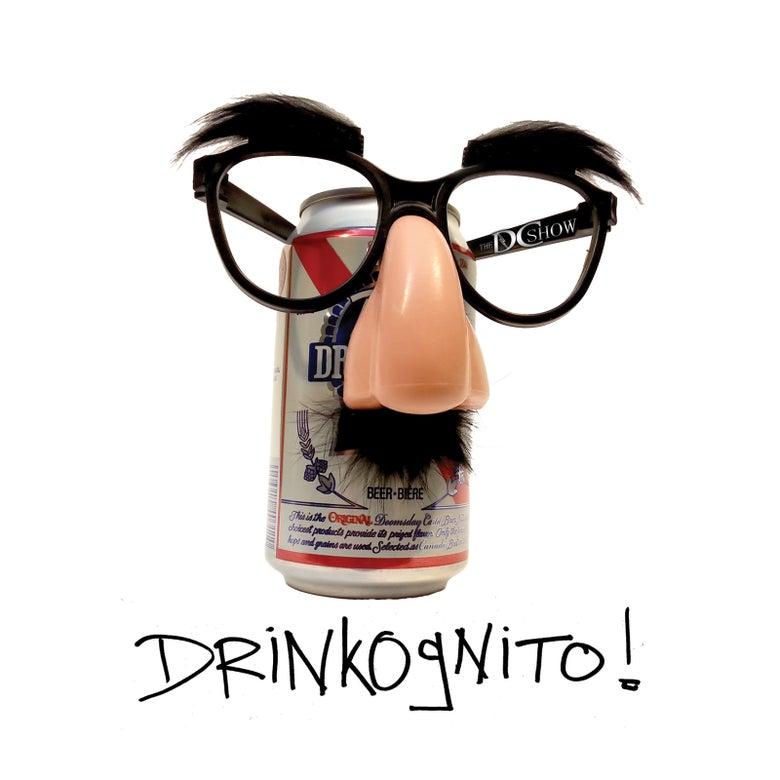 "Image of ""Drinkognito"" CD (2014)"