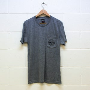 Image of TQ | Pocket T | Black/Grey