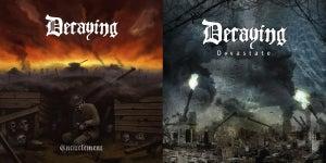 Image of Encirclement (CD 2012) / Devastate (CD 2011)