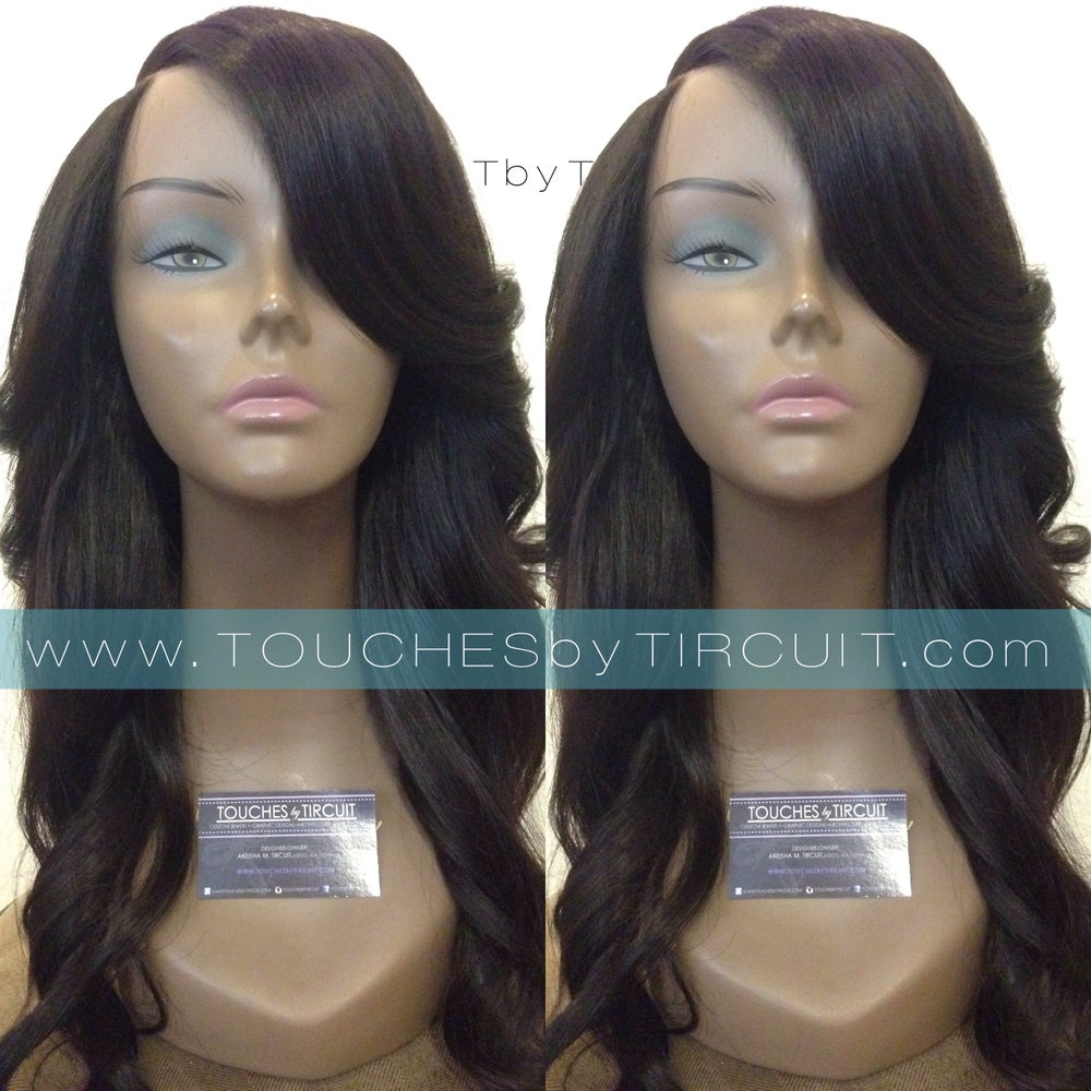 Image of Full Wig with Lace Closure (PRE-ORDER)