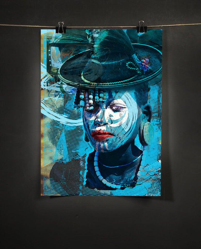 Image of RESABA Fine Art Print