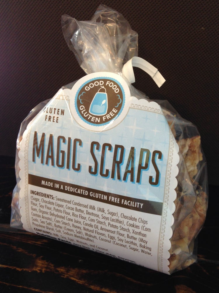 Image of Magic Scraps