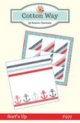 Image of Surf's Up PDF Pattern #977