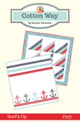 Image of Surf's Up Paper Pattern #977