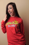 Image of Little Heart Records Long Sleeve T-Shirt: Gotta Catch 'Em All