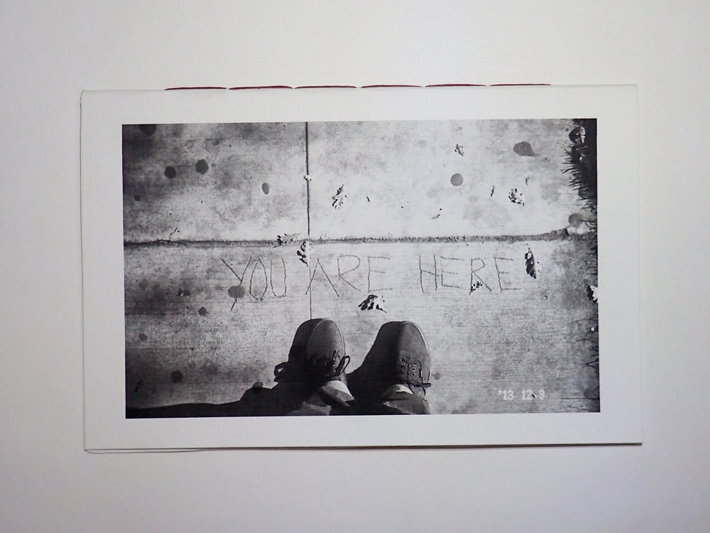 Image of you are here issue #1