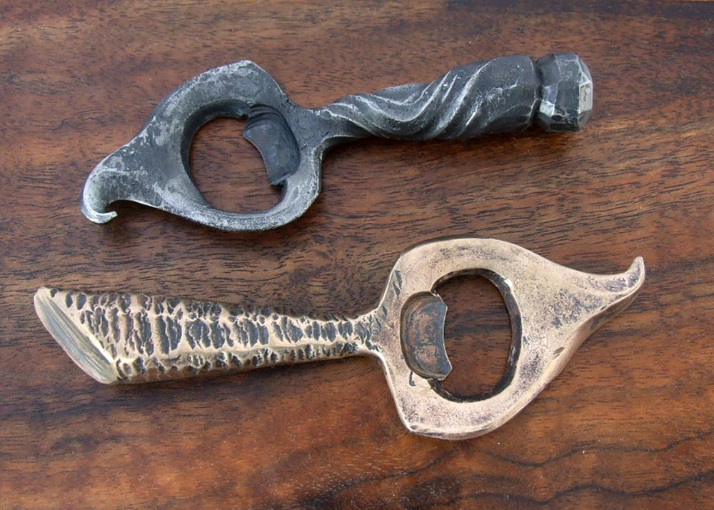 Image of Forge Bronze Aspen Leaf Opener