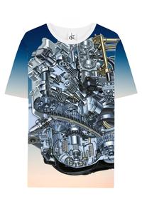 Image of Neoprene Engine Tee