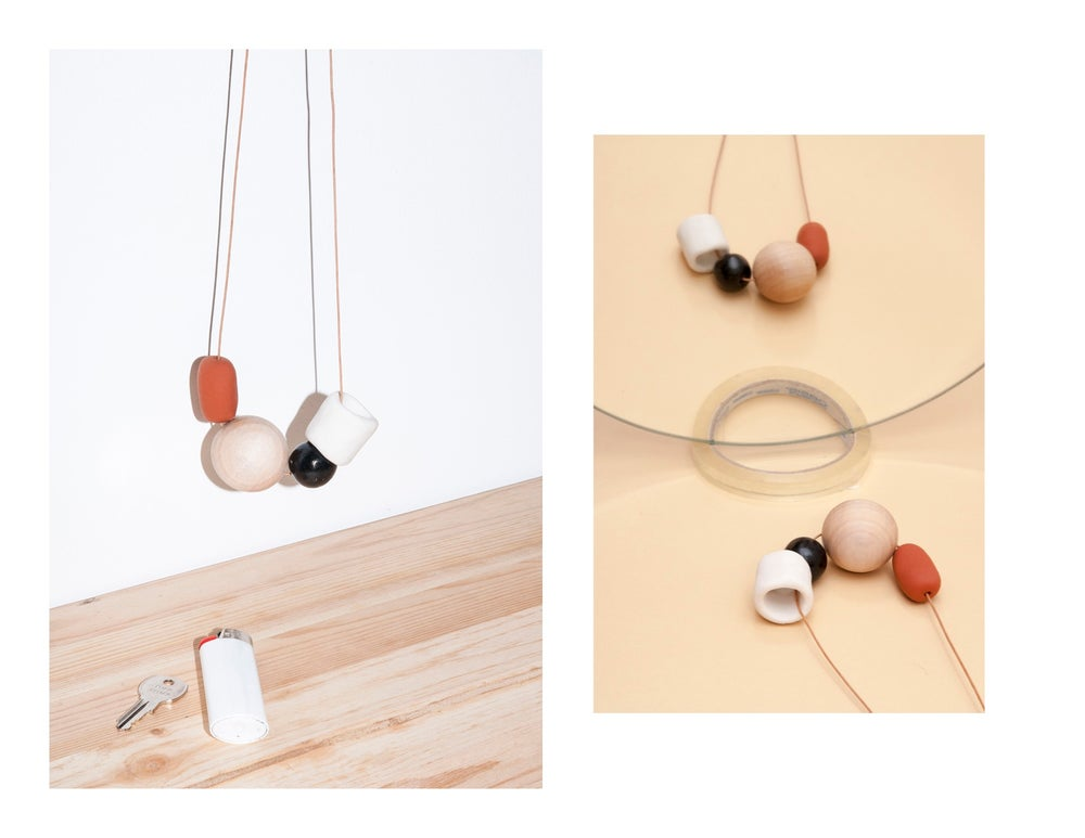 Image of TIME ZONE NECKLACE//
