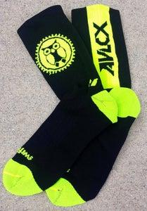 Image of AVLCX Hi-viz Swiftwick Socks