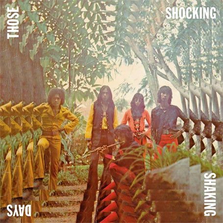 Image of VARIOUS ARTISTS-THOSE SHOCKING SHAKING DAYS