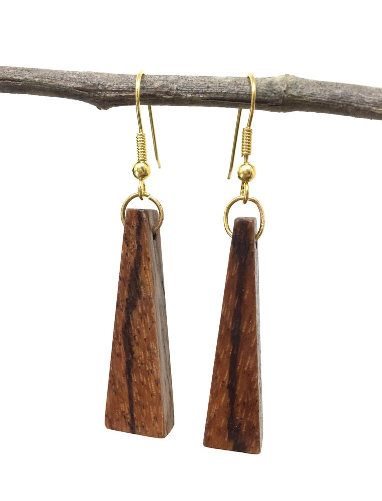 Image of Pyramid Earrings