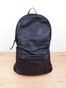 Image of Patrik Ervell - Braided Horsehair Strap Leather Daypack