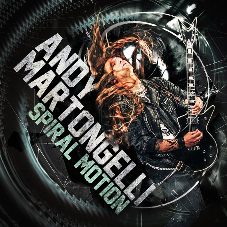 Image of Andy Martongelli - Spiral Motion