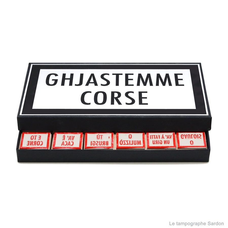 Image of Ghjastemme Corse