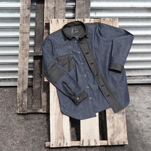 Image of IADX Lexington Denim Shirt