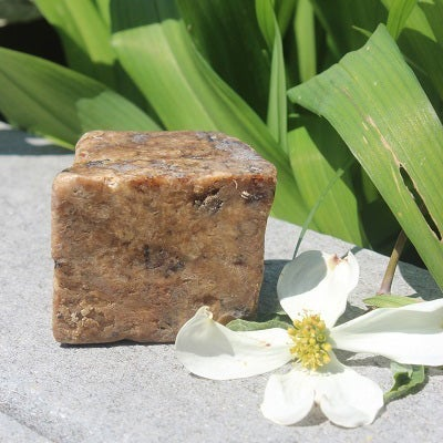 Image of Raw Organic African Black Soap