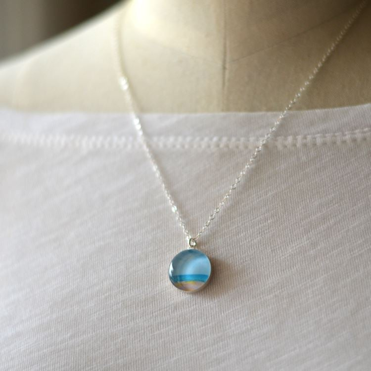Image of Beach Horizon necklace