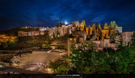 Image of Sale la luna en La Alcazaba