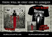 Image of  One To Conquer - T-shirt / CD Bundle