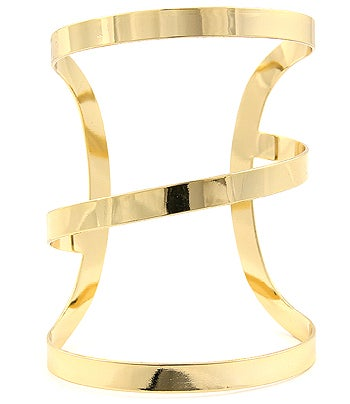 Image of CUFF BRACELET CUT OUT BRACELET